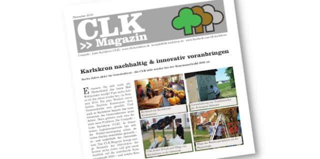 CLK-Magazin 2019