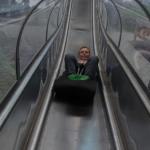 CLK-Ausflug: Spaß auf der Rutschbahn