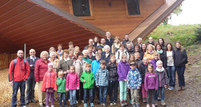 CLK-Ausflug in den Bayerischen Wald