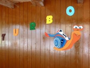 Turbo - das Motto der Ferienpass-Aktion der CLK