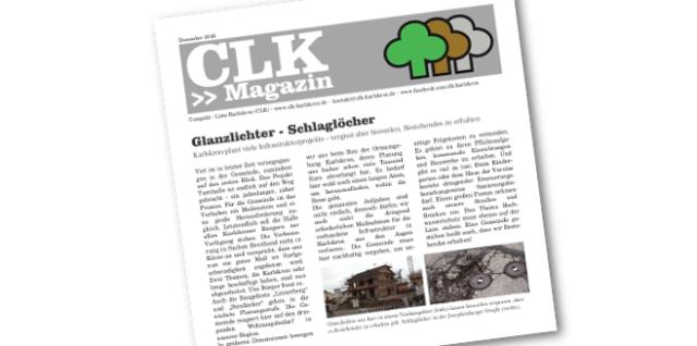 CLK Magazin 2016