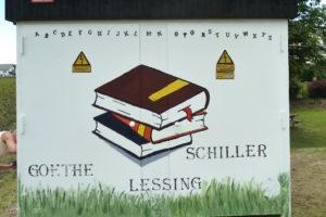 CLK-Ferienpass 2017: Goethe, Schiller, Lessing