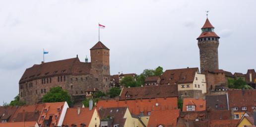 Nürnberger Burg. Foto: Helga Hauke/pixelio.de