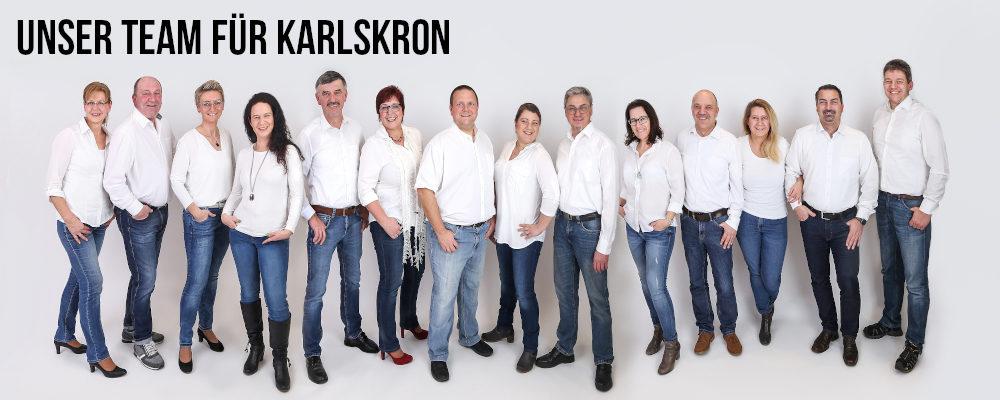 COMPAKT – Liste Karlskron